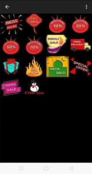 Photo Sticker One Go screenshot 4