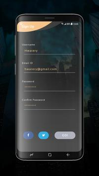 Ammit - Social Network for Movies and TV Shows poster