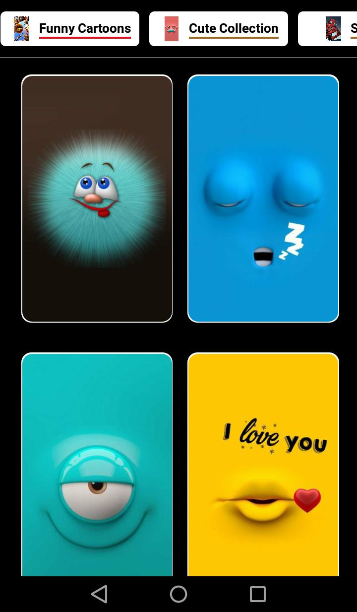 Funny Cartoon Wallpapers Backgrounds For Android Apk Download