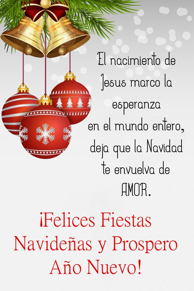 Imágenes Y Frases Bonitas De Navidad Gratis For Android