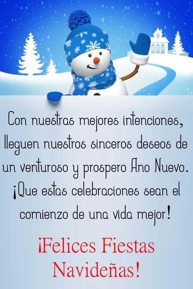 Imágenes Y Frases Bonitas De Navidad Gratis Pour Android