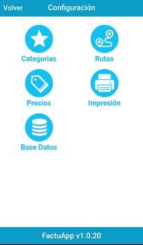 FactuApp Ruteo v2 screenshot 4