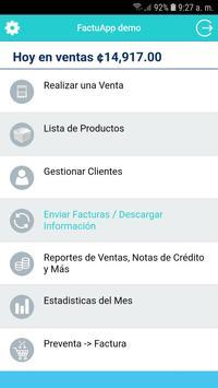 FactuApp Ruteo v2 screenshot 6