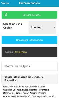 FactuApp Ruteo v2 screenshot 3