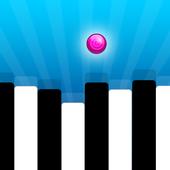 Infinite Piano Ball Game icon