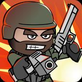 Doodle Army 2 : Mini Militia أيقونة