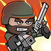 Doodle Army 2 : Mini Militia biểu tượng