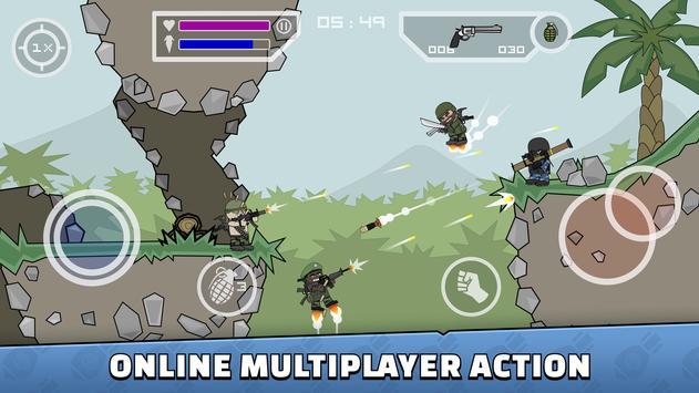 mini militia doodle army 2 apk for android