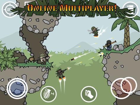 Doodle Army 2 : Mini Militia स्क्रीनशॉट 10