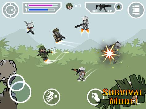 Mini Militia screenshot 11
