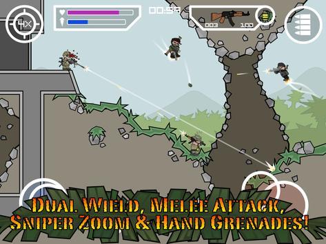 Doodle Army 2 : Mini Militia captura de pantalla 12
