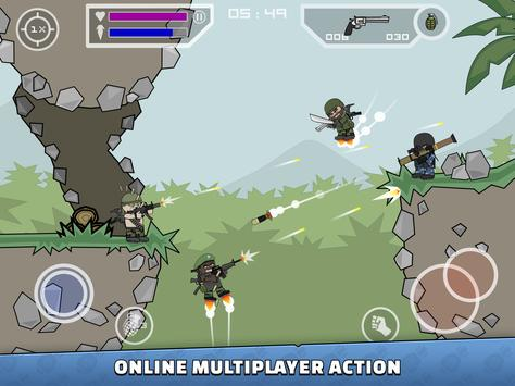 Mini Militia screenshot 14
