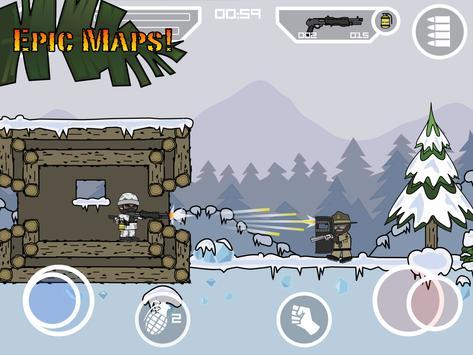 Doodle Army 2 : Mini Militia स्क्रीनशॉट 13