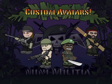 Doodle Army 2 : Mini Militia تصوير الشاشة 14