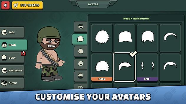 Mini Militia تصوير الشاشة 2