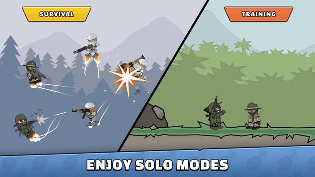 Mini Militia تصوير الشاشة 5