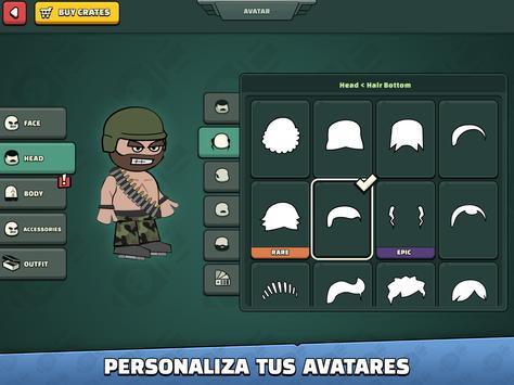 Mini Militia captura de pantalla 10