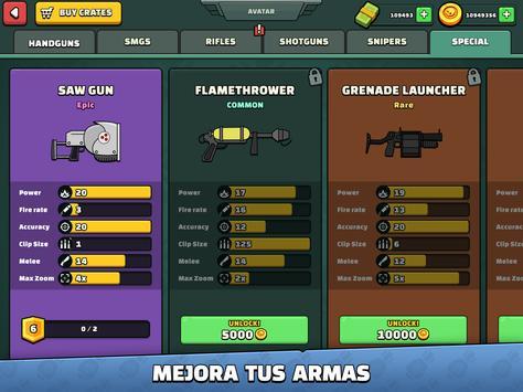 Mini Militia captura de pantalla 19