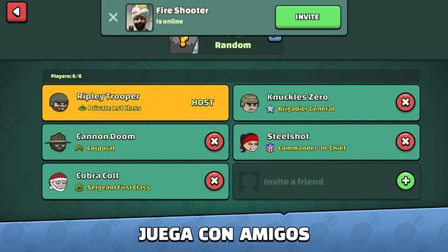 Mini Militia captura de pantalla 2