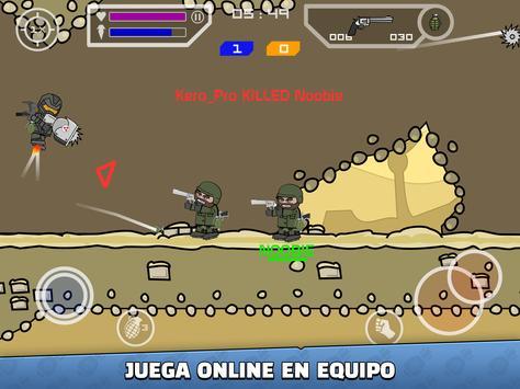 Mini Militia captura de pantalla 15