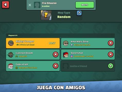 Mini Militia captura de pantalla 9