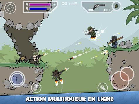 Mini Militia capture d'écran 7