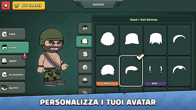 3 Schermata Mini Militia