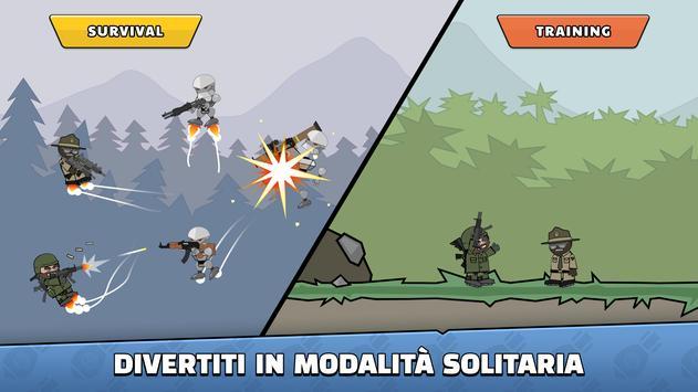6 Schermata Mini Militia