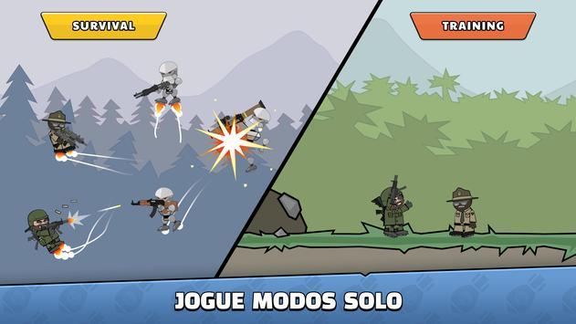 Mini Militia imagem de tela 6