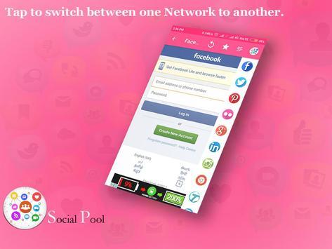 Social Pool screenshot 2