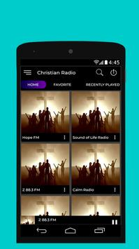 Christian Radio USA screenshot 1