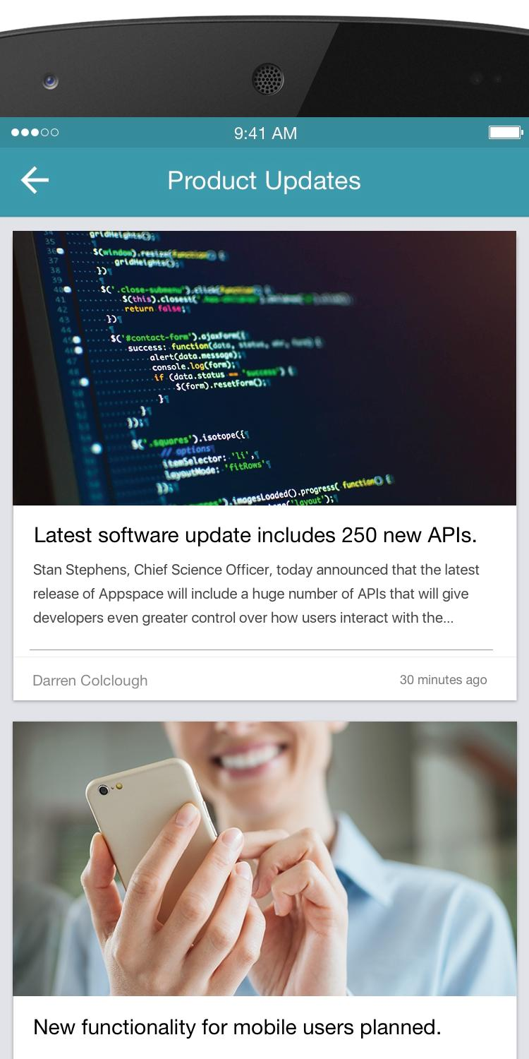 Appspace for Android - APK Download