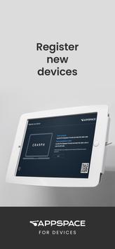 Appspace for Devices ảnh chụp màn hình 2