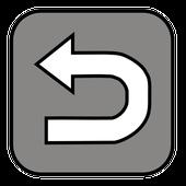 Back Button (No root) icono