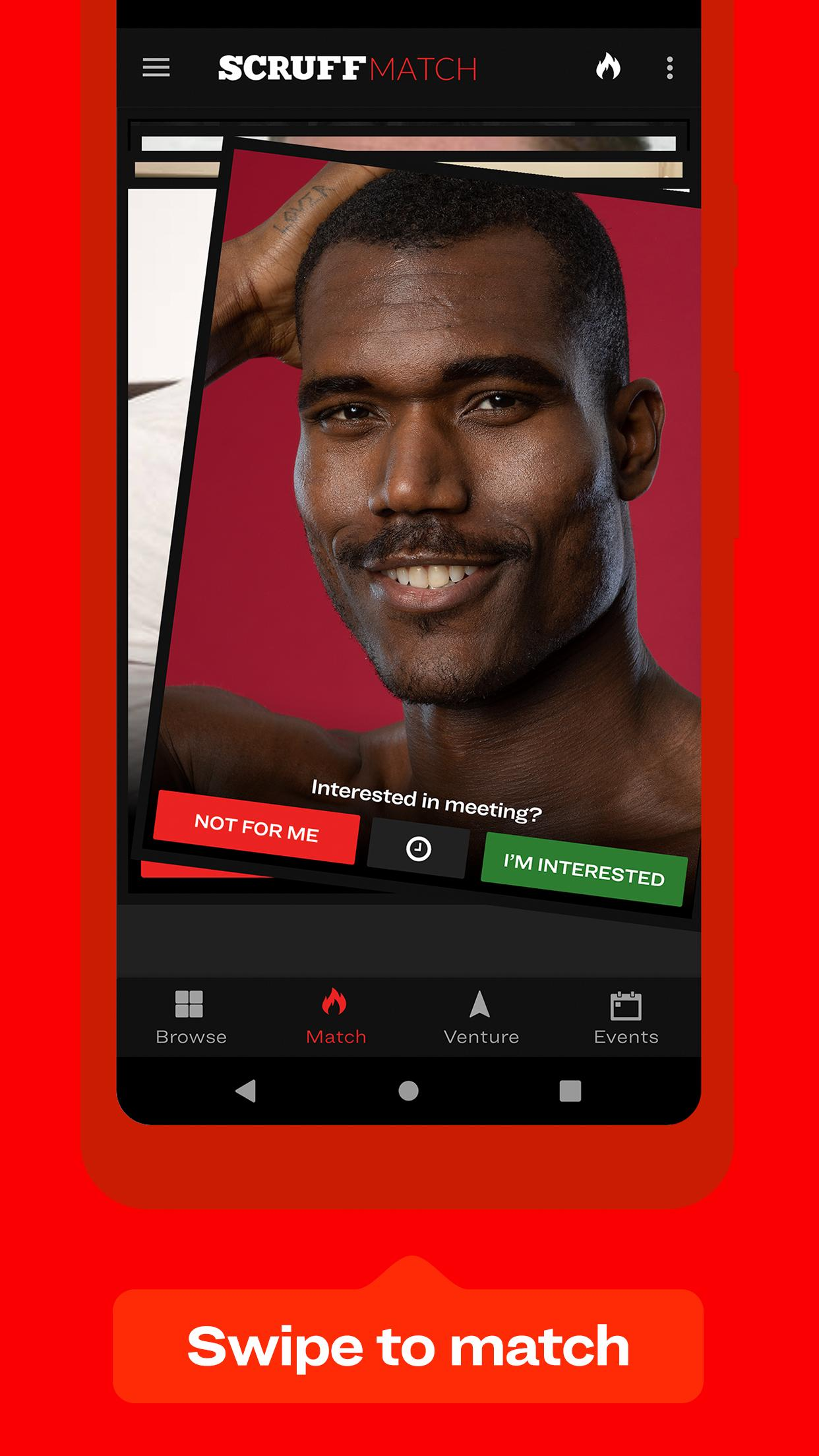 SCRUFF for Android - APK Download