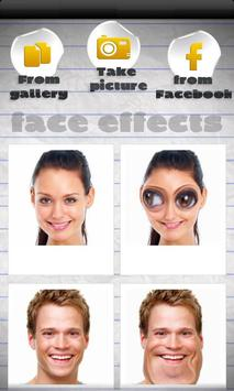 Funny Face Effects poster