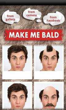 Make Me Bald poster