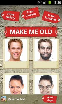 Make Me Old 포스터