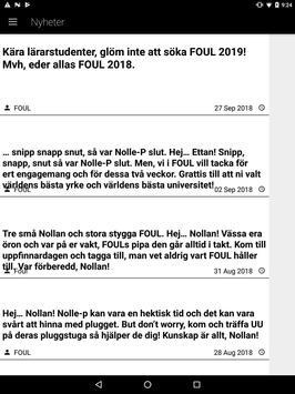 Fouls lilla screenshot 4