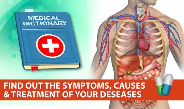 Medical Dictionary screenshot 7