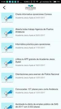 Academia Jesús Ayala screenshot 3