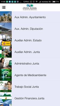 Academia Jesús Ayala screenshot 6