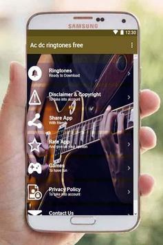 Ac dc ringtones free poster