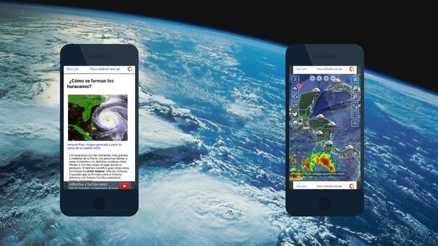 Clima en Chile Gratis screenshot 2