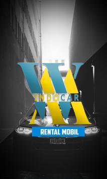 Indocar - Rental Mobil poster