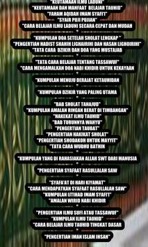 Dalil Keutamaan Shalat Berjamaah poster