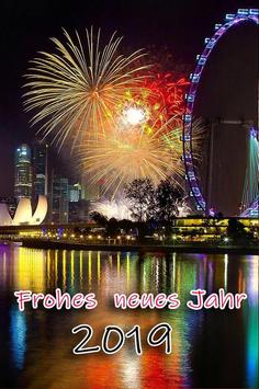 Happy new year 2019-fireworks screenshot 1