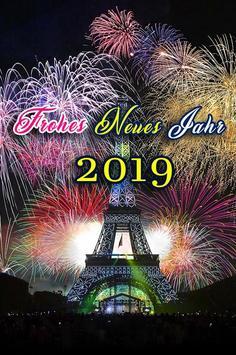 Happy new year 2019-fireworks screenshot 2