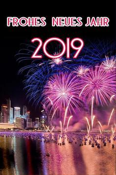 Happy new year 2019-fireworks screenshot 4