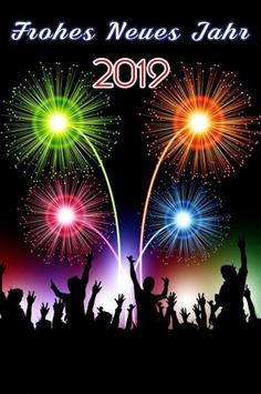 Happy new year 2019-fireworks screenshot 5
